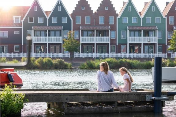 Accommodaties aan het water | Marinapark Volendam